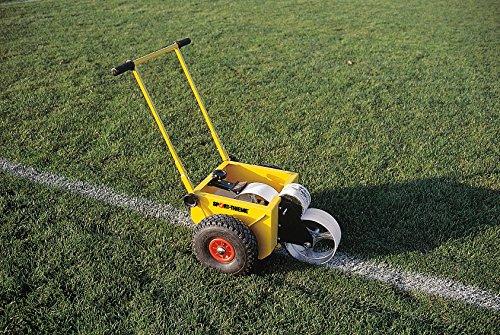 """Sport-Thieme® Nass-Markierwagen """"Roll Liner"""" Test"""