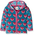 Kite Baby Girls' Foxy Zip Fleece Sweatshirt by Kite