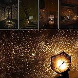#6: New Celestial Star Astro Sky Projection Cosmos Night Lights Projector Night Lamp Starry Romantic Bedroom Decoration Lighting Gadget