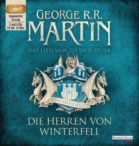 Das Lied von Eis und Feuer 01: Die Herren von Winterfell von Martin. George R.R. (2012) MP3 CD