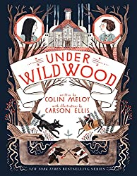 Under Wildwood (Wildwood Chronicles, Band 2)