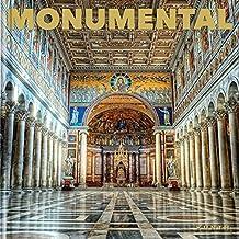 Monumental: Architektur der Jahrtausende (KUNTH Bildband / Nachschlagewerke)