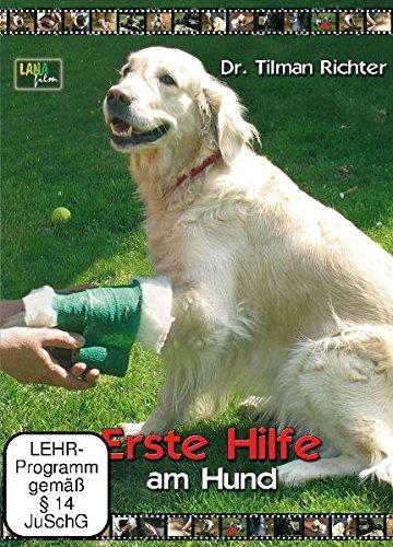 Preisvergleich Produktbild Erste Hilfe am Hund