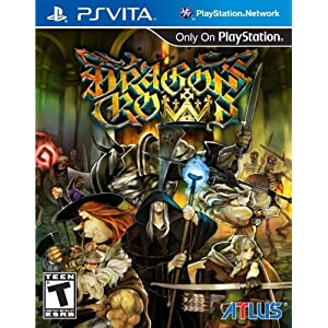 Dragons Crown PSV US