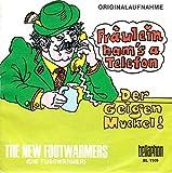 New Footwarmers, The (Die Fusswärmer) / Fräulein hams a Telefon / Der Geigen Muckel! / Bildhülle / bellaphon BL 1109 / Deutsche Pressung / 7 Zoll Vinyl Single-Schallplatte SP /
