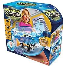 Goliath 32.678 Robo Fish Deep Sea Wimplefish - Set de Juego con Acuario