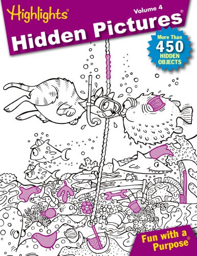 Hidden Pictures 2009: v. 4 (Highlights Staff)