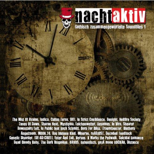 Minerve: nachtaktiv - Gothisch zusammengewürfelte Soundfiles 1 (Audio CD)
