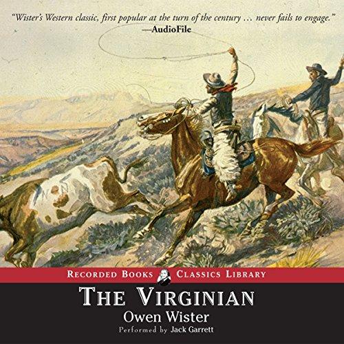 The Virginian  Audiolibri