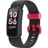 BIGGERFIVE Fitness Tracker Watch for Kids Girls Boys Teens, Activity Tracker, Pedometer, Heart Rate Sleep Monitor, IP68…