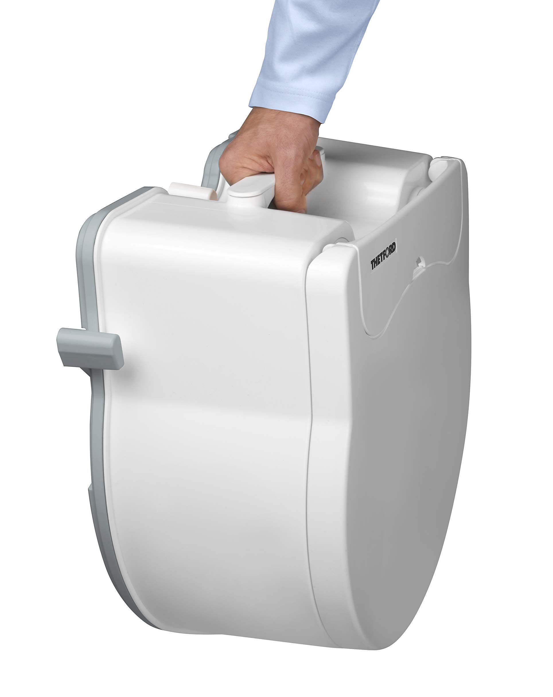 Thetford 92305 Porta Potti 565P Excellence Portable Toilet (Manual), 448 x 388 x 450 mm 13