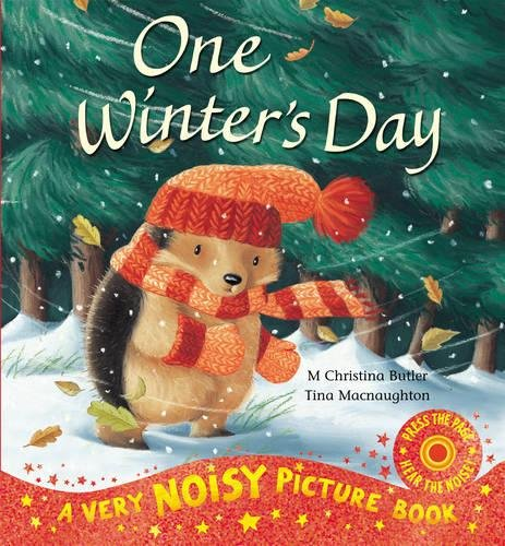 One Winter's Day Noisy Picture Book (Very Noisy Picture Book)