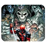 Deadpool Personalized Custom Gaming Mousepad Rectangle Mouse Mat / Pad Office Accessory And Gift Design-LL959