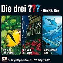 38/3er Box (Folgen 113-115)