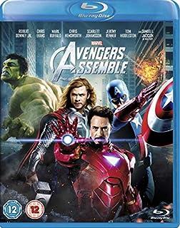 Avengers Assemble [Blu-ray] [Region Free] [2012] (B00742SZQI) | Amazon price tracker / tracking, Amazon price history charts, Amazon price watches, Amazon price drop alerts