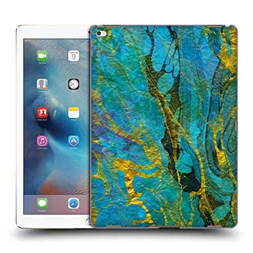 official-haroulita-yellow-teal-marble-hard-back-case-for-apple-ipad-pro-129