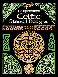 Celtic Stencil Designs: Pictorial Archive
