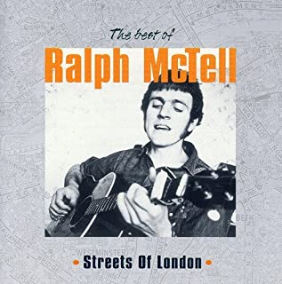Streets of London: Best of Ralph Mctell (B00000856H) | Amazon Products