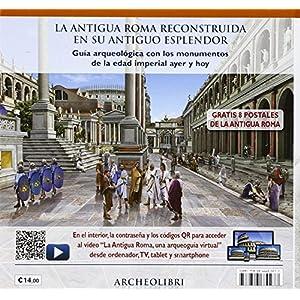 Roma ricostruita. Con DVD. Ediz. spagnola