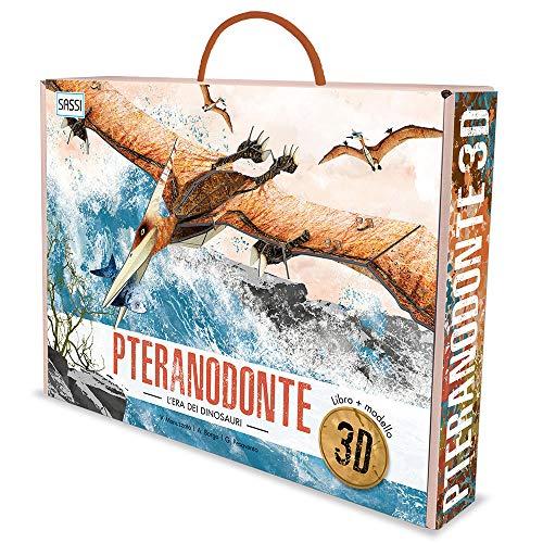 L'era dei dinosauri. Pteranodonte 3D. Ediz. a colori. Con gadget