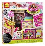 #9: Alex Toys DIY Craft Crafter Card, Multi Color