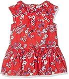Petit Bateau Baby-Mädchen Kleider Robe MC_22033, Mehrfarbig (Peps/Multico 31), 68 (Herstellergröße: 6m/67cm)