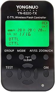 Yongnuo 622N TX-Ittl/YN622°C-TX TTL Blitzausloeser uzaktan kumanda kablosuz, devir sayısı SYNCHRO1/8000s kablosuz Flash + d