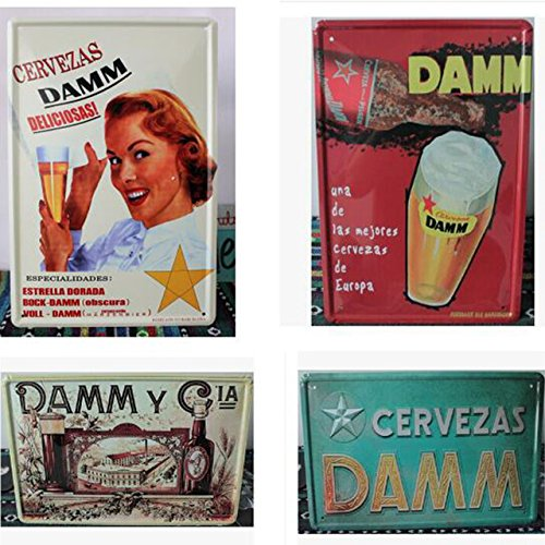 vintage-estrella-damm-poster-estrella-damm-stagno-metallico-segni-bar-ferro-dipinto-30x20cm