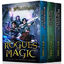 Rogues of Magic: (A Tale of the Dwemhar Trilogy) (English Edition)