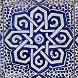 Marokkanische Orientalische Handbemalte Fliesen Aisha