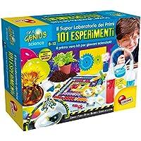 Lisciani Giochi - Super Laboratorio dei Primi 101 Esperimenti, Multicolore, 69330