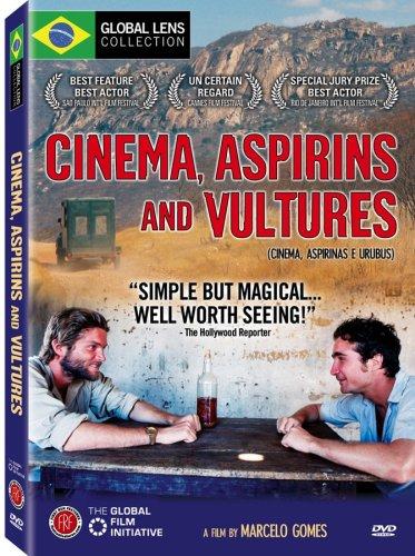 Preisvergleich Produktbild Cinema Aspirins & Vultures [DVD] [Import]