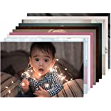 Amazon Brand - Solimo Wall Posters with Adhesive Tape, Set of 10 Baby Posters