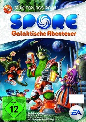 Spore Galaktische Abenteuer Erweiterungspack