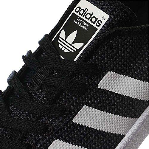 adidas Herren Superstar Fitnessschuhe vari colori (Negbas/Ftwbla/Ftwbla)