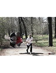 Parachute de Vitesse 4Trainer XL - Travail de Résistance - Préparation physique - Livraison Offerte