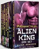 Pregnant to an Alien King Box Set