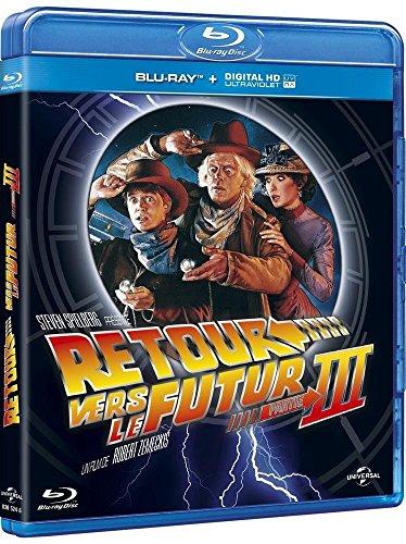Retour vers le futur III [Blu-ray + Copie digitale] [Blu-ray + Copie digitale]