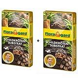 Floragard Schildkröten-Substrat 2x50 L