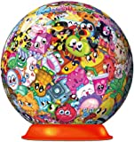 Ravensburger Moshi Monsters Moshlings 3D Puzzle (72 Pieces)