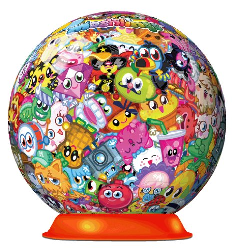 Ravensburger Moshi Monsters Puzzle 72 Teile