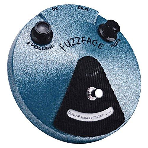 DUNLOP JIMI HENDRIX Fuzz Face eléctrico efectos de guitarra Distorsión - sobremarcha - fuzz ...