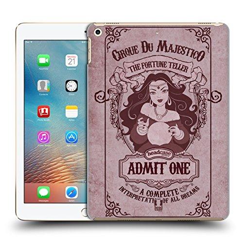 Head Case Designs Wahrsagerin Karte Ruckseite Hülle für Apple iPad Pro 2 9.7 (2017)
