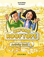 Rooftops 4 Activity Book - 9780194503525