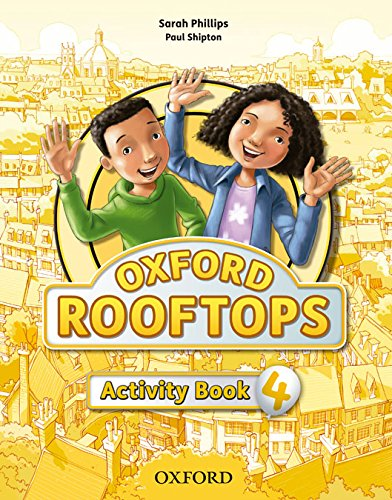 Rooftops 4 Activity Book por Sarah Phillips; Paul Shipton