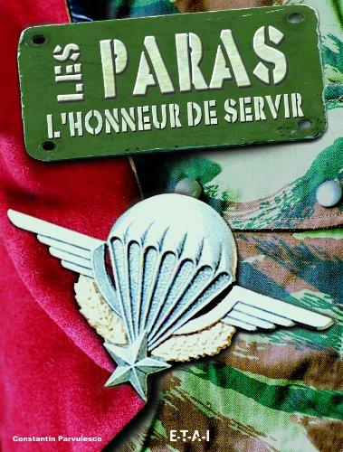 Les Paras : L'honneur de servir