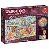 Wasgij 19169 Retro Destiny 3-Sands of Time Rompecabezas de 1000 Piezas, Multi
