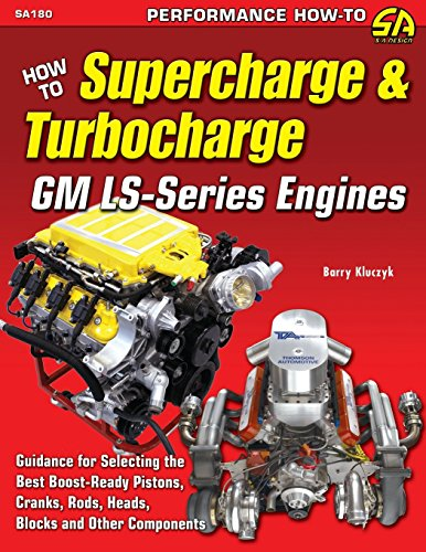 How to Supercharge & Turbocharge GM Ls-Series Engines by Barry Kluczyk (17-Jun-2010) Paperback