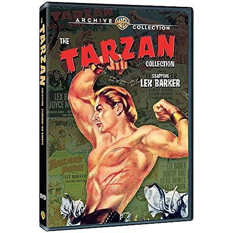 Tarzan Collection: Starring Lex Barker (5pc) [DVD] [Region 1] [NTSC] [US Import]