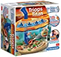 Clementoni - 52051-Triops Titan-Jeu scientifique
